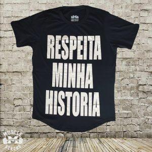 T-Shirt Strong Respeita