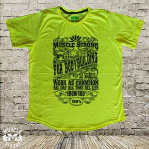 T-Shirt Strong Bodybuilding