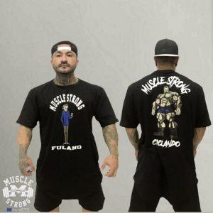 T-Shirt Strong Fulano