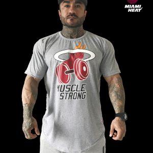 T-Shirt Strong Premium Miami Heat